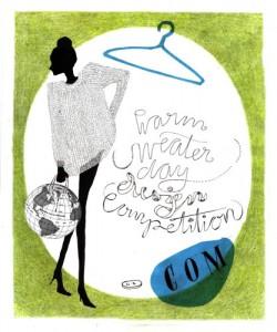 Warm Sweaterday Design Competition 2012 Wie wint de Warme Truiendag Ontwerpwedstrijd?